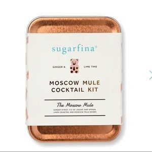 NEW NWT sugarfina moscow mule cocktail kit